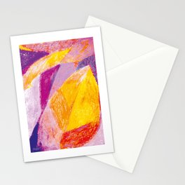 Abstract 40 Stationery Cards