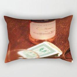 Nouveaux amis à Paris Rectangular Pillow