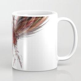 Fractal Phoenix Coffee Mug