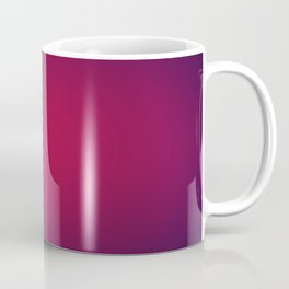 Love Heart Neon Sign Coffee Mug