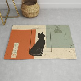 Wait for moving Rug