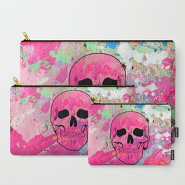 Skull collage Carry-All Pouch