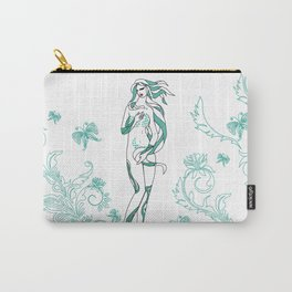 Virgo / 12 Signs of the Zodiac Carry-All Pouch