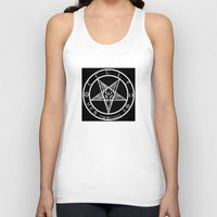 occult Tank Tops featuring OCCULT 13 BY EVERETTE HARTSOE by House of Hartsoe