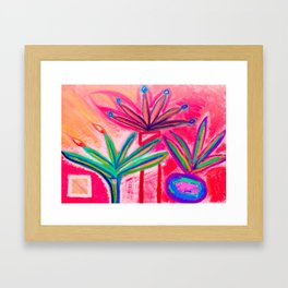 Three/3/lll Framed Art Print