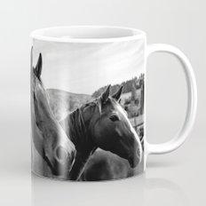 Horse heads Mug