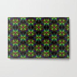 Colorandblack series 666 Metal Print