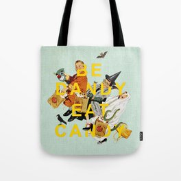 Be Dandy Eat Candy Tote Bag