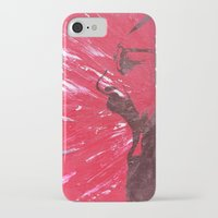 pain iPhone & iPod Cases featuring Pain by C-ARTon