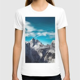 Jalovec mountain in Slovenia T-shirt
