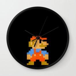 NES Mario REDUX Wall Clock
