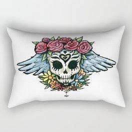 Muerto Amor Rectangular Pillow