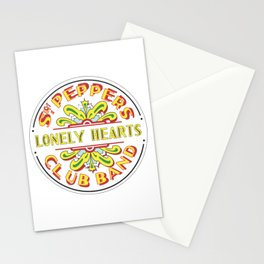 Sgt. Peppers Stationery Cards