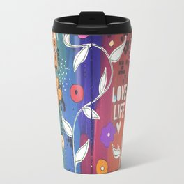 Love Life Travel Mug