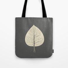 Tree-leaf Tote Bag