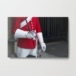 Royal Cavalry Metal Print