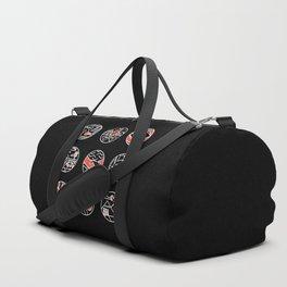 blurry icons II Duffle Bag