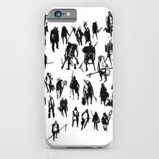 Little Warriors Slim Case iPhone 6s