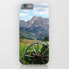 Wagon Wheel iPhone 6s Slim Case
