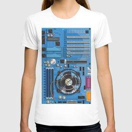 Computer Motherboard T-shirt