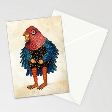 El pájaro Stationery Cards