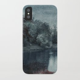Memory is in blood iPhone Case