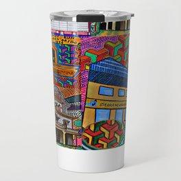 I Love Chico Bag #3 Travel Mug