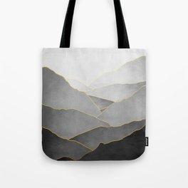 Minimal Landscape 01 Tote Bag