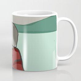 Glamping Coffee Mug