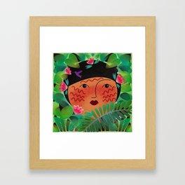 Yanomami Framed Art Print