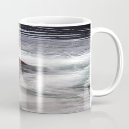 Iron Beach Coffee Mug