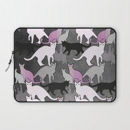cat pattern Laptop Sleeve