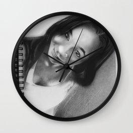 Madison-Curiosity Wall Clock