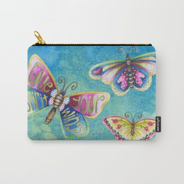 Give Your Spirit Wings  Carry-All Pouch