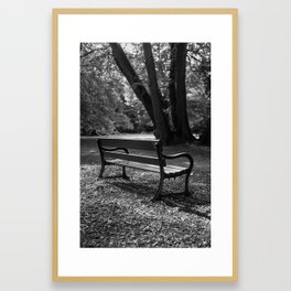 'This is the end of a new beginning...' Framed Art Print