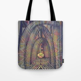 RetroFuture / Evolution-04 Tote Bag