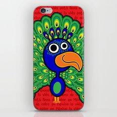 Mexicanitos al grito - Pavi iPhone & iPod Skin