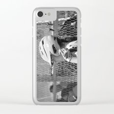 On Deck Clear iPhone Case