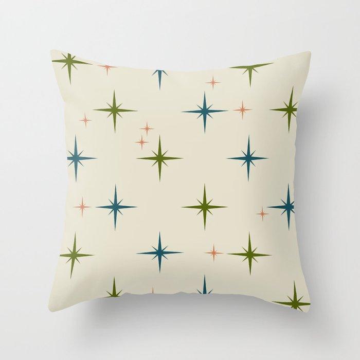 Slamet Throw Pillow