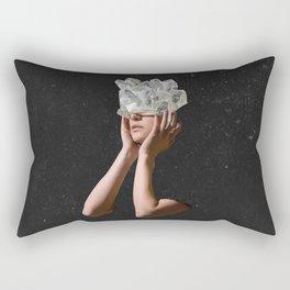 Crystal Visions I Rectangular Pillow