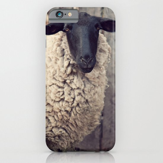 have you any wool? iPhone & iPod Case