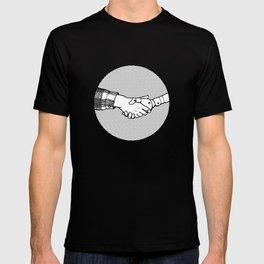 Man and Machine T-shirt