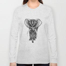 PETITE ELEPHANT. Long Sleeve T-shirt