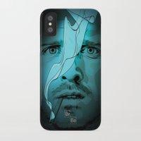 jesse pinkman iPhone & iPod Cases featuring Jesse Pinkman by Guillaume Vasseur