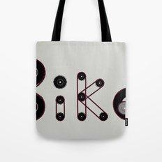 Bike Gear Tote Bag