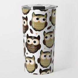 Twit twoo! Travel Mug