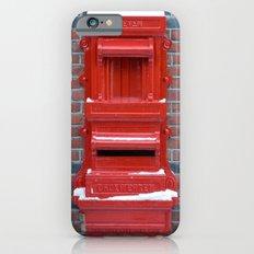 Red Dutch Mailbox Slim Case iPhone 6s