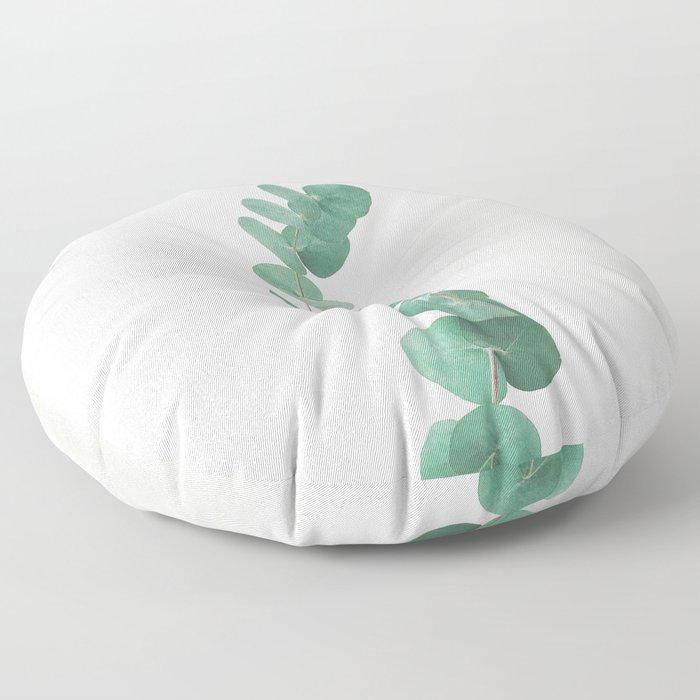 Eucalyptus III Floor Pillow