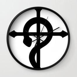 Anime Art - The Alchemist Wall Clock