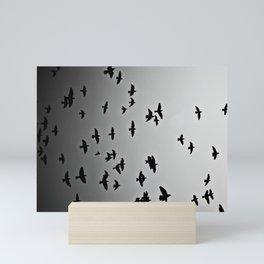 Flying II Mini Art Print